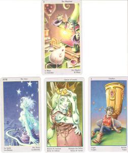 Four card spread for Seafra