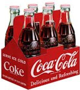 Coke 6 pack