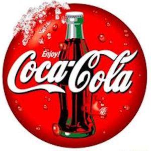 Coke bottle -1