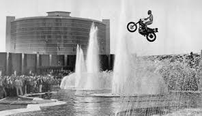 Caesar's Fountain jump