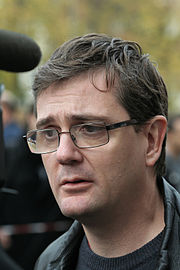 Charb, Editor in chief photo