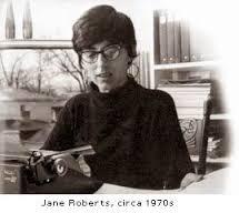 Jane at work photo