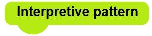 Interpretive pattern box-J