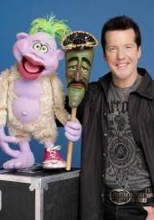 Dunham photo with Peanut and Jose